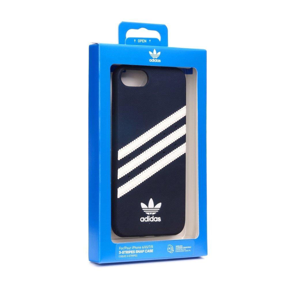 Kryty a pouzdra na mobily   Kryty a pouzdra na Apple iPhone   Kryty a  pouzdra na iPhone 6 a 6S   Kryt Adidas Original na iPhone 6 - černý 97431b6e10f