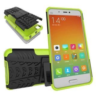Skvěle sedící kryt na Xiaomi Mi Max - Hybrid - Zelená barva