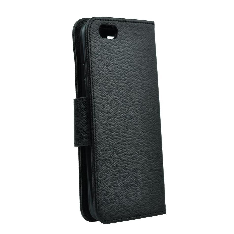 Kryty a pouzdra na mobily   Kryty a pouzdra na Apple iPhone   Kryty a  pouzdra na iPhone 4 4S   Pouzdro na iPhone 4 4S - Fancy Book - Černé 1ca5a9cd35d