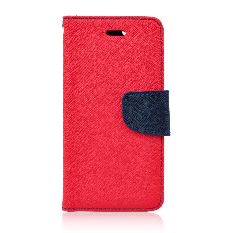 Pouzdro na iPhone 5 5S 5SE - Fancy Book - Červené námořnicky modré c066e3e2d2f