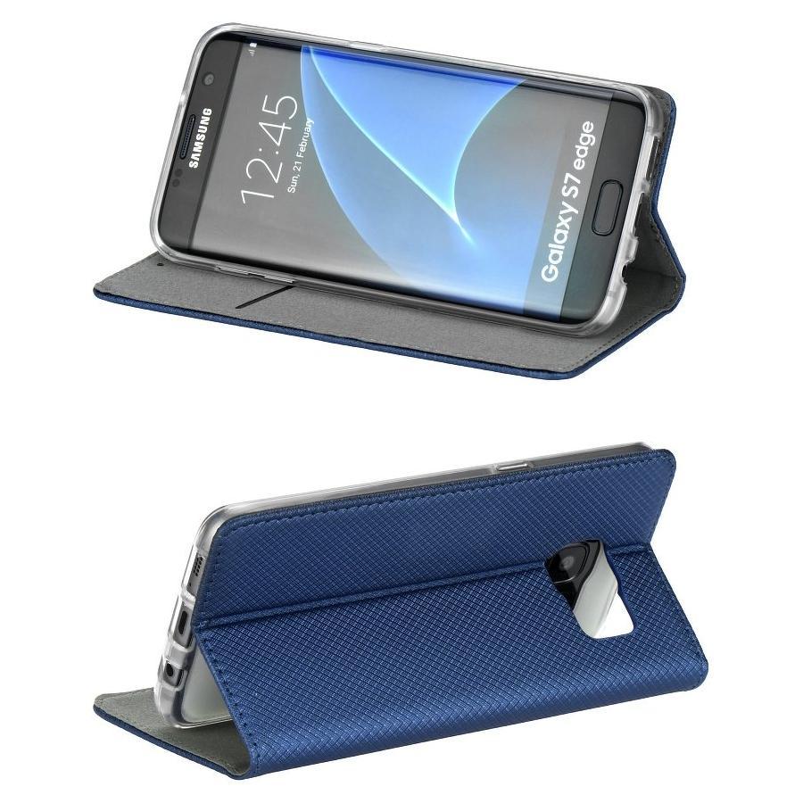 Kryty a pouzdra na mobily   Kryty a pouzdra na Apple iPhone   Kryty a  pouzdra na iPhone XR   Pouzdro na iPhone XR - Smart Case Book - Námořnicky  modré f2447bea904