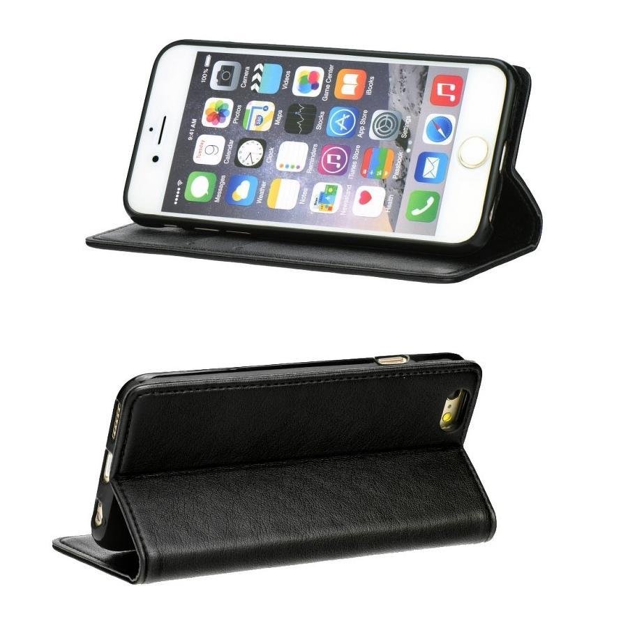 Kryty a pouzdra na mobily   Kryty a pouzdra na Apple iPhone   Kryty a  pouzdra na iPhone XS   Pouzdro na iPhone XS - Magnet Book - Černé 5aeb5534a33